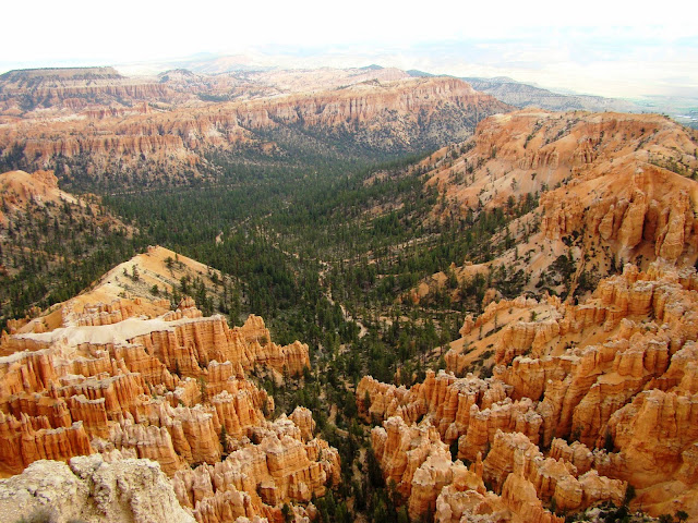 Bryce Canyon Utah USA national park voyage