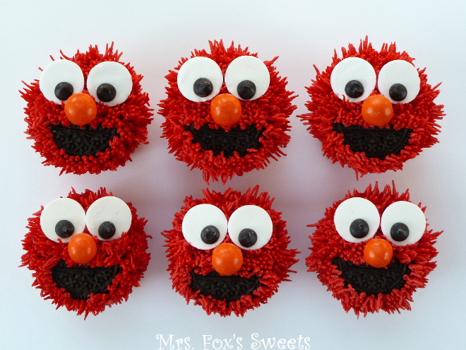 Pictures Of Elmo Cupcakes Porn Website Name