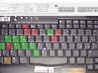 Mengatasi Keybord Laptop Error Tidak Bisa di Pencet