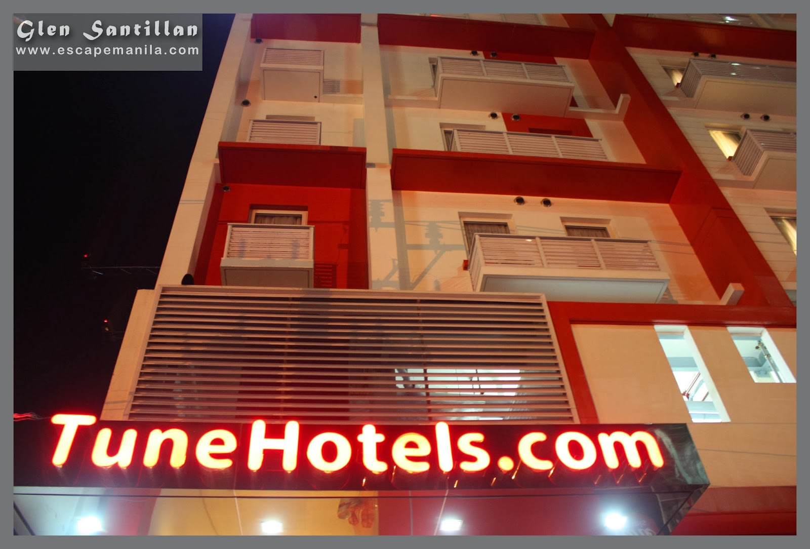 Where to Stay in Cagayan de Oro City : Tune Hotel - Escape Manila