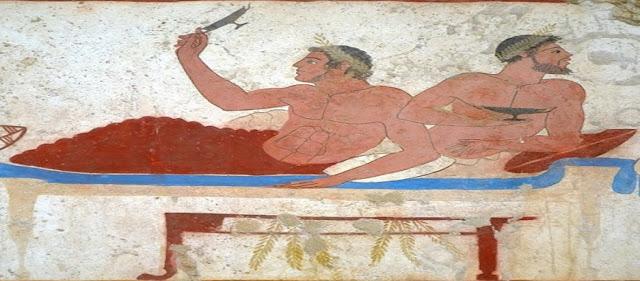 Τι έτρωγαν οι αρχαίοι Ελληνες: «Μικροτράπεζοι» και «φυλλοτρώγες» οι πρόγονοί μας