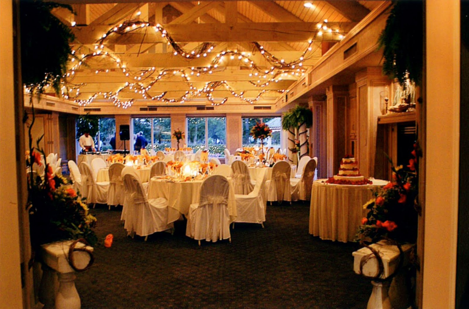 This Was The Reception Room At Blue Heron Pines Golf Club I Still Love It So Quaint And Cozy