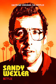 Sandy Wexler - HDRip Dual Áudio