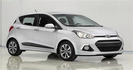Mobil Hyundai Avega