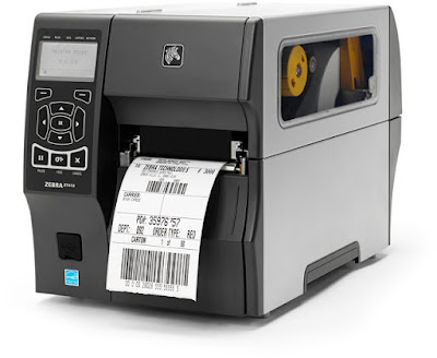 ZEBRA ZT410 PRINTER -Advance in print speed, print quality and connectivity options