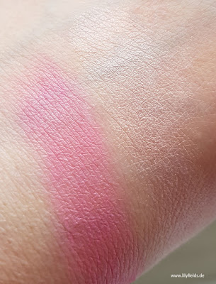 Mary Kay - Mineral Cheek Colour Duo Swatches