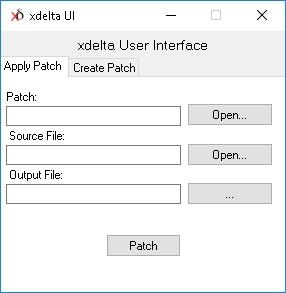 XDelda UI Programa instalador de Patch de tradução para jogos PS2