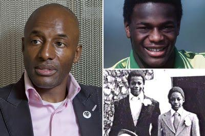 John Fashanu reveals how he paid his late brother £75k to stop him from coming out as gay