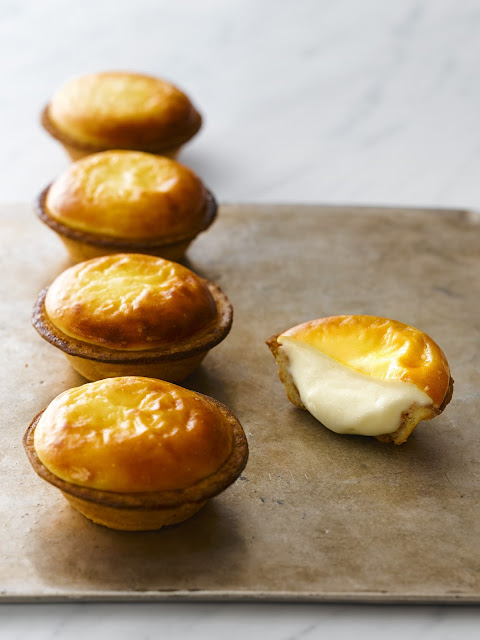 bake cheese tart singapore recipe
