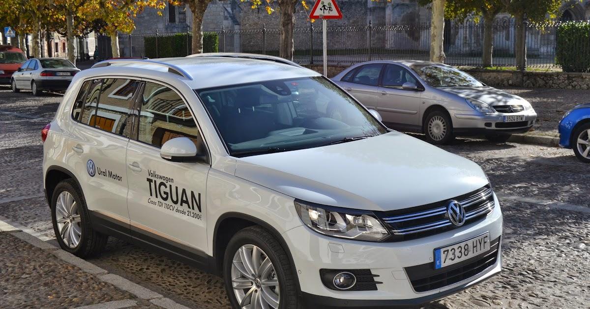 Motor Proyect Prueba Volkswagen Tiguan Cross 2 0 Tdi