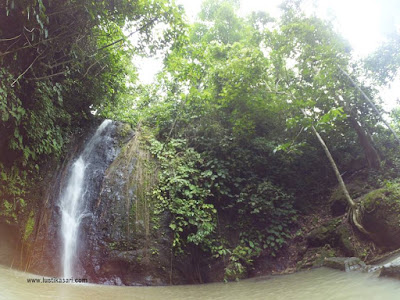 Air terjun Batu Putu Lampung