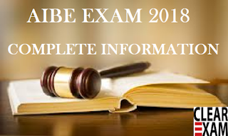 All India Bar Exam (AIBE)