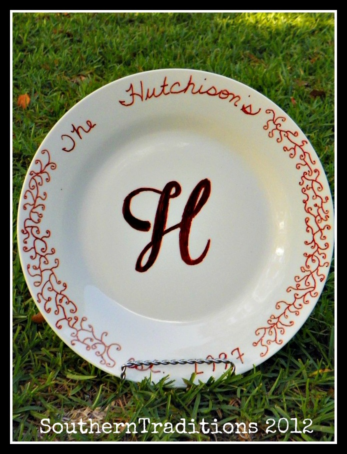 southern traditions boutique make your own plates another dollar
