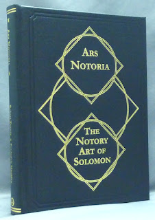Ars Notoria, esoteric, occult
