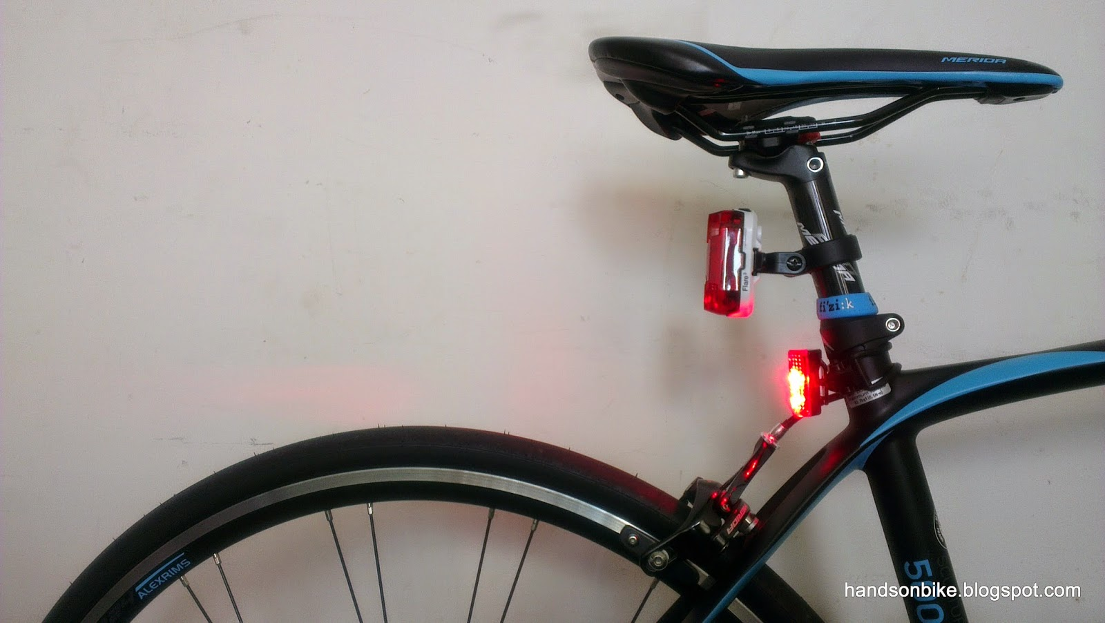 This Is A Minor Issue But I Wanted To Look For Nicer Rear Light That Can Blend In Nicely With The Seatpost Without Sticking Out