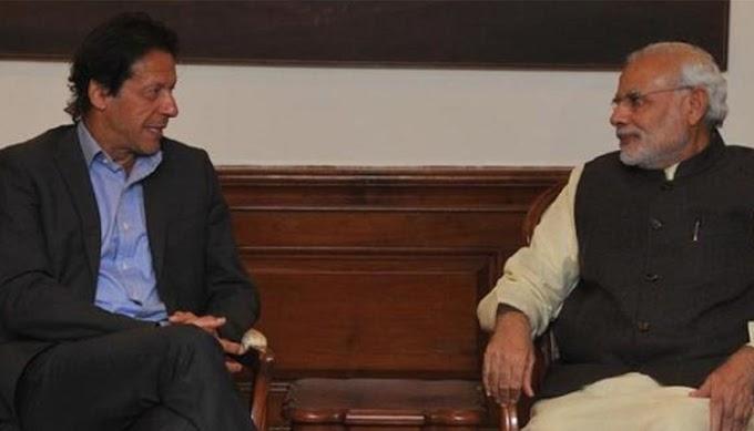 इमरान खान ने मांगी भीख कहा मोदी जी शांति वार्ता का आखिरी मौका दो।