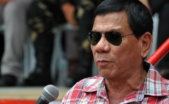 Presiden Filipina Tak Mau Tawar Menawar Soal Arbitrase