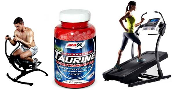 taurine improve physical performance and post-workout recovery