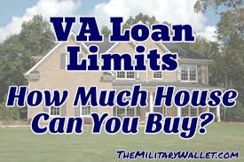 VA, Loan, Limit