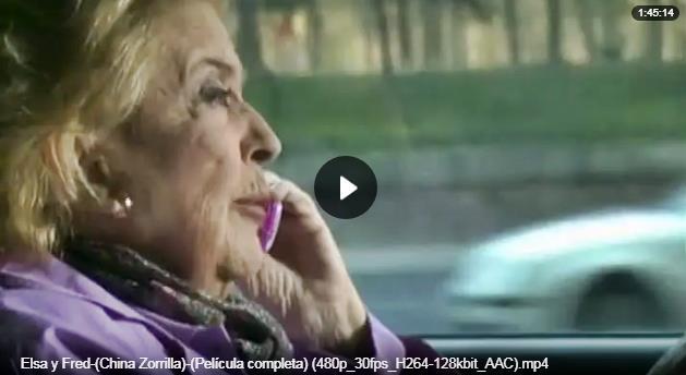 CLIC PARA VER VIDEO Elsa y Fred - Película - Argentina - 2005 - Ver online