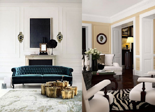 classic interior design styles