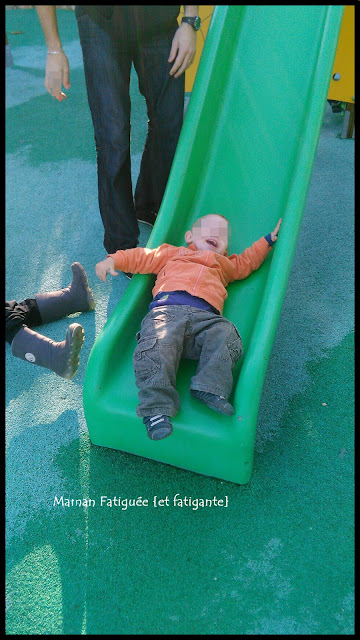 parc enfant toboggan