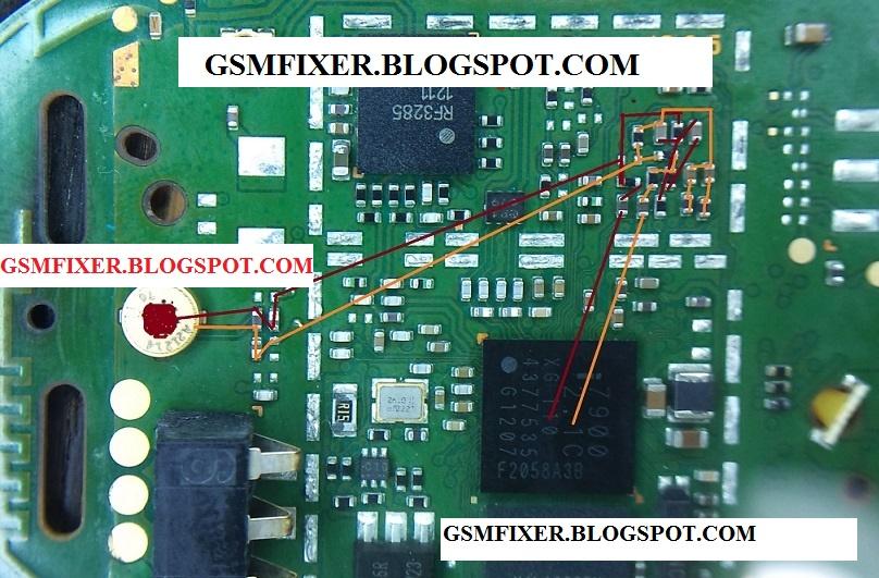 Nokia 100 Mic Problem Jumper Ways Solution Fixed   gsmfixer