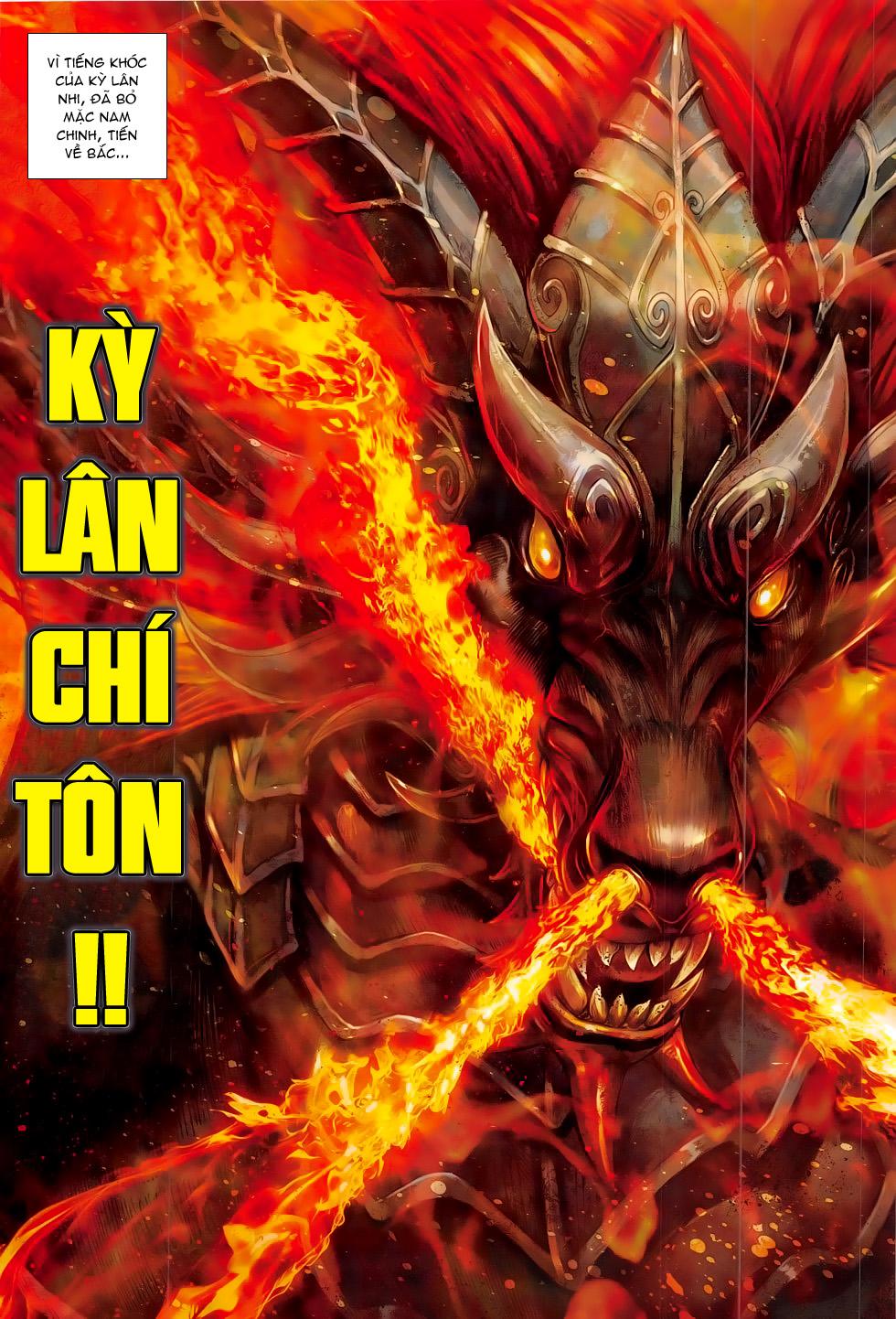 Thiết Tướng Tung Hoành Chap 180 - Truyen.Chap.VN