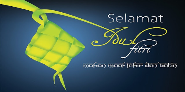 Hari Raya Idul Fitri 1438H : Hari Kemenangan dan Hari di Tinggal Bulan Suci Ramadhan 1438 H