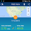 Run Seventy-One: I think I just did an interval workout!