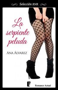 Portada del libro La serpiente peluda de Ana Álvarez