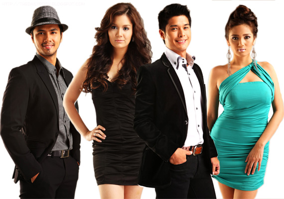 Valiente on TV5: Oyo Sotto, Nadine Samonte, JC de Vera and Niña Jose