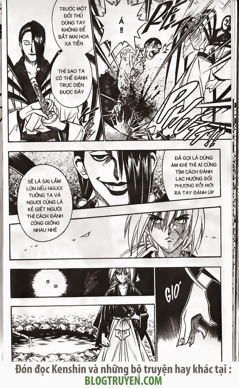 Rurouni Kenshin chap 160 trang 11