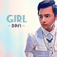 Lirik Lagu Dafi Girl