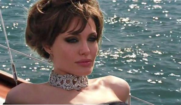 Angelina Jolie The Tourist