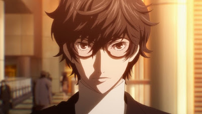 Persona 5 the Animation: The Day Breakers Subtitle Indonesia