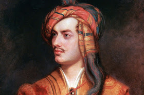 Lord Byron, one of the local connections celebrated in the St Marylebone Festival