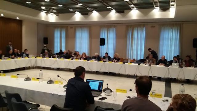 Αίτημα στο Περιφερειακό Συμβούλιο Πελοποννήσου για την σιδηροδρομική γραμμή Κορίνθου – Ναυπλίου
