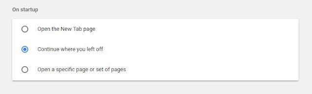 تسريع جوجل كروم عبر إغلاق المتصفح