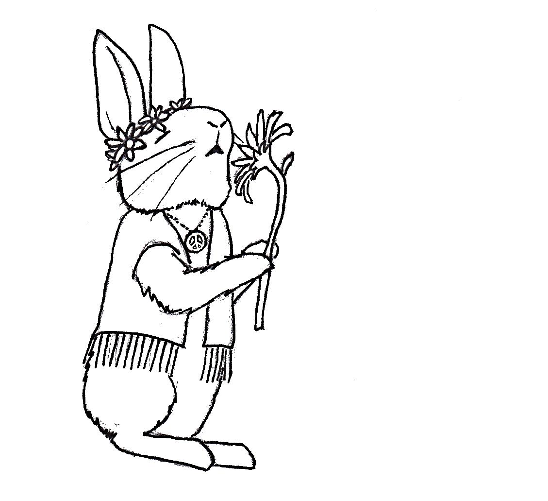 The Devout Rabbit