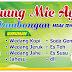 Contoh Design Spanduk Warung Bakso & Mie Ayam