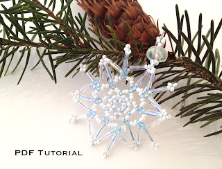 Snowflake and Stars tutorial - new photograph