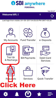 how to add money in sbi buddy wallet
