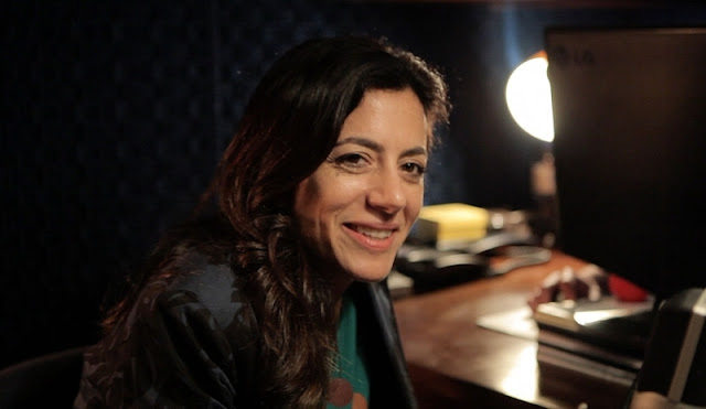 A atriz, cineasta e radialista Marina Person concorre ao Prêmio APCA 2018 de melhor apresentadora, na categoria Rádio (Foto: Reprodução/Redes Sociais)