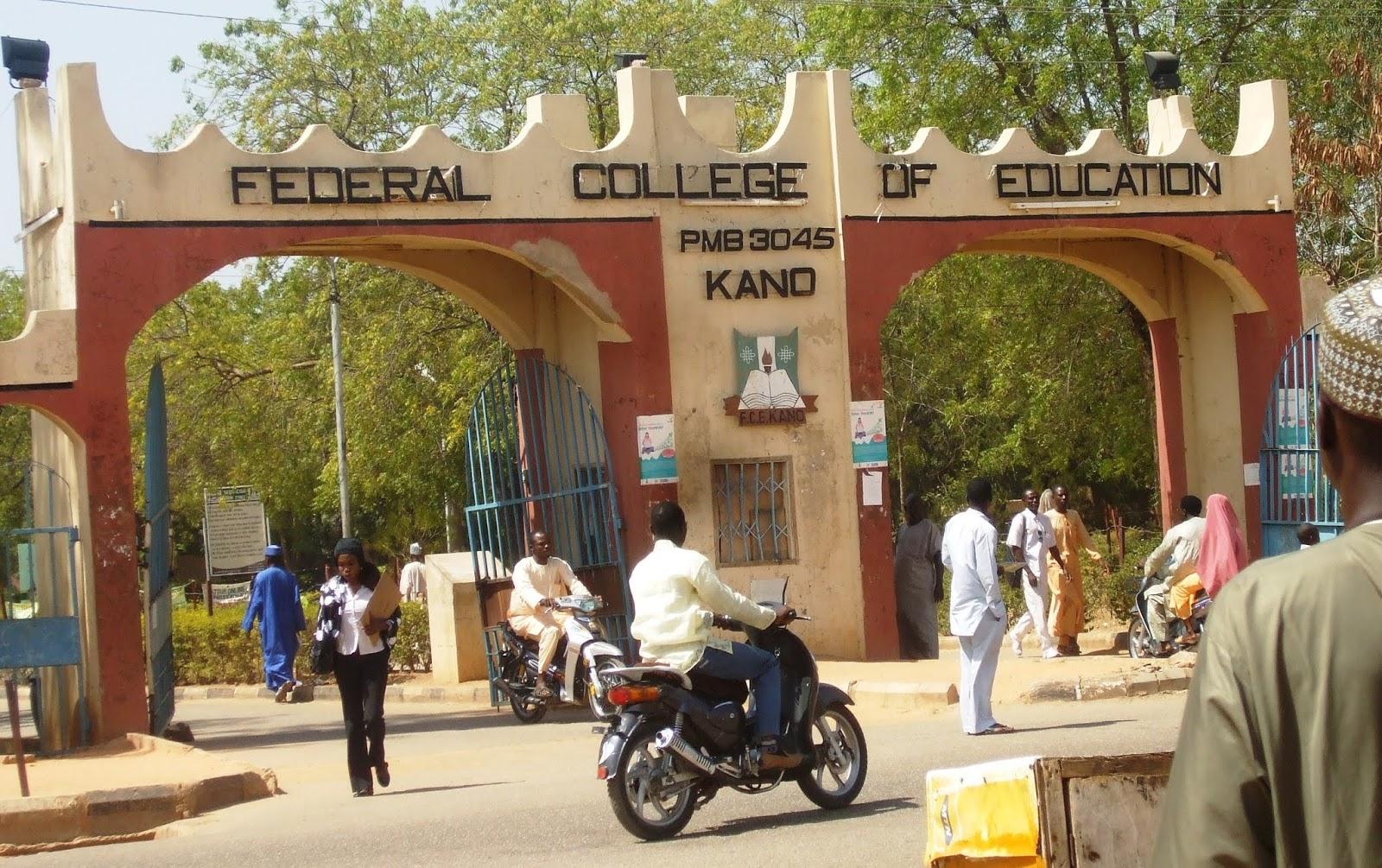 FCE Kano NCE Students Matriculation Ceremony, Orientation Programme 2017/2018