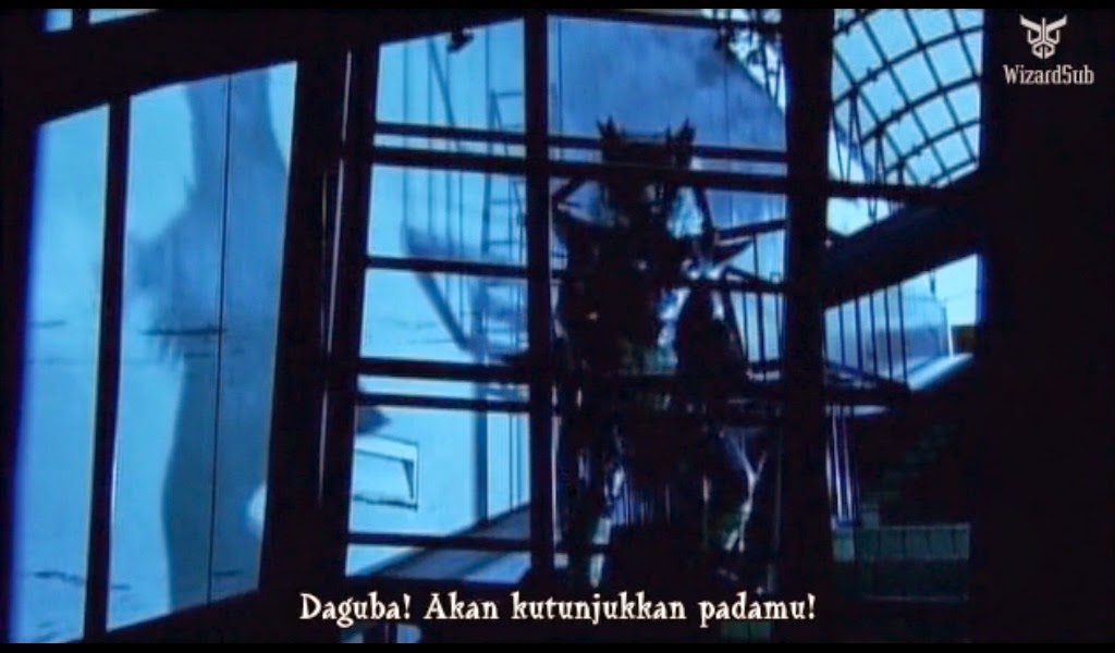 Kamen rider kuuga episode 24