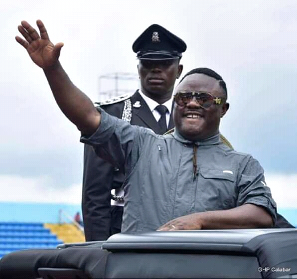 An ex-convict, Ibrahim Abdullahi, praises Sir Ayade for granting him amnesty