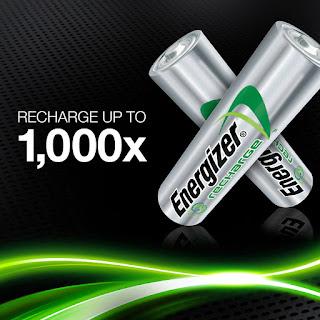 batteria ricaricabile ministilo energizer aaa