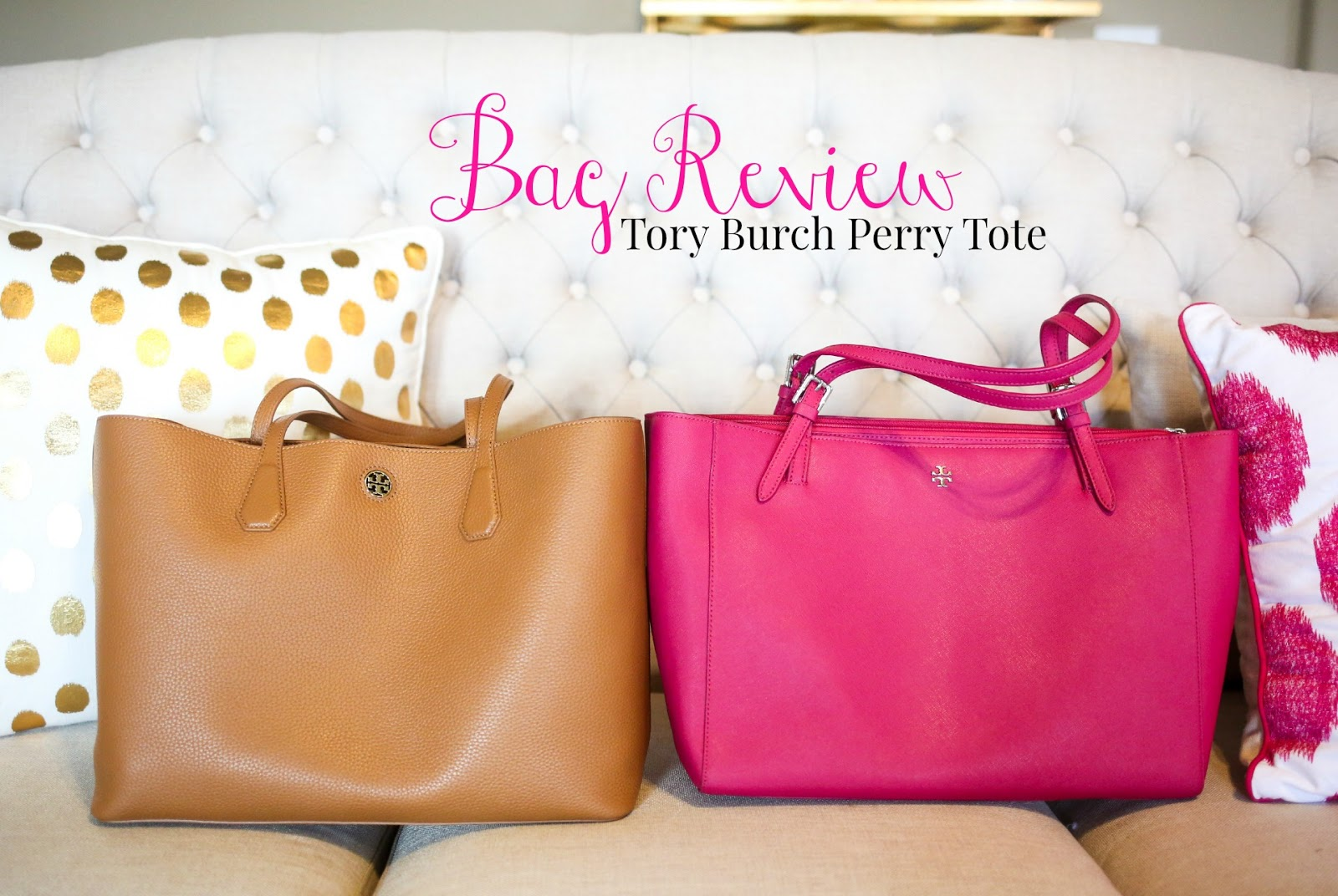 382d535d2f7 Tory Burch Bag Review | The Sweetest Thing | Bloglovin'