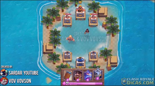 Fanarts de nova Arena e Tropas Aquáticas (+ Gameplay) - 1